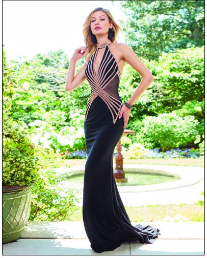 New York Dresses Evening Dresses
